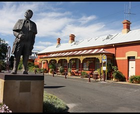 Forbes Railway Arts and Visitor Information Centre - Accommodation Mermaid Beach