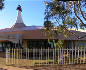 McFeeters Motor Museum and Visitor Information Centre - Accommodation Mermaid Beach