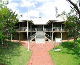 Moree Lands Office Historical Building - Accommodation Mermaid Beach