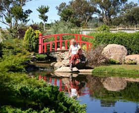 Wellington Osawano Japanese Gardens - Accommodation Mermaid Beach