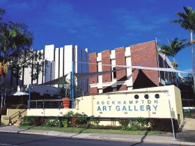 Rockhampton Art Gallery - Accommodation Mermaid Beach