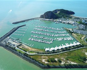 Keppel Bay Marina - Accommodation Mermaid Beach