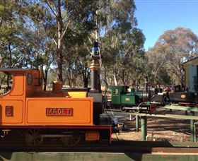 Mudgee Miniature Railway - Accommodation Mermaid Beach