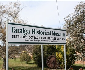 Taralga Historical Society Museum - Accommodation Mermaid Beach