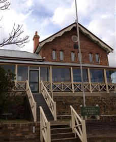 Historic Buildings Walking Tour - Accommodation Mermaid Beach