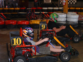 Indoor Kart Hire O'Connor - Accommodation Mermaid Beach