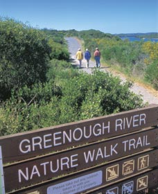 Greenough River Nature Trail - Accommodation Mermaid Beach