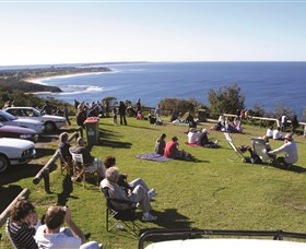 Crackneck Point Lookout - Accommodation Mermaid Beach