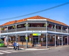 The Exchange Hotel - Beaumont - Accommodation Mermaid Beach
