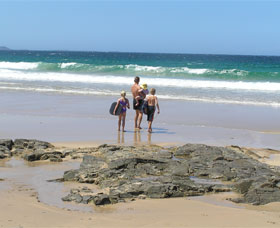 Shellharbour Beach - Accommodation Mermaid Beach