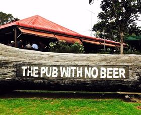 The Pub With No Beer - Accommodation Mermaid Beach