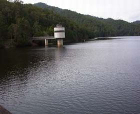 Clarrie Hall Dam - Accommodation Mermaid Beach