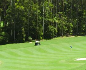 Bonville Golf Resort - Accommodation Mermaid Beach