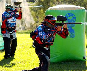 Elite 1 Paintball - Accommodation Mermaid Beach