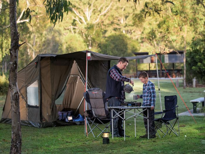 Hardings Paddock Campground - Accommodation Mermaid Beach