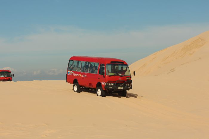 Port Stephens 4WD Tours - Accommodation Mermaid Beach