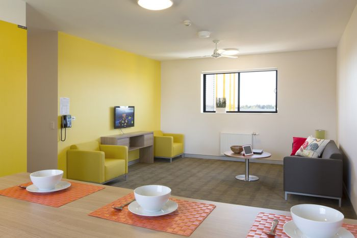 Western Sydney University Village Penrith - Accommodation Mermaid Beach