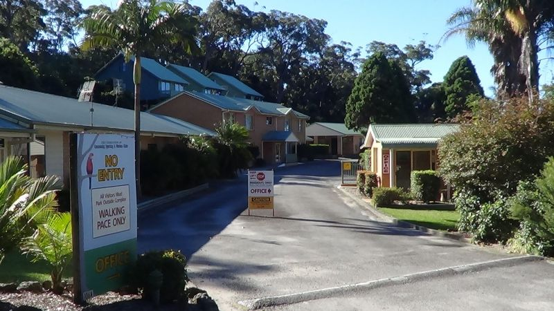 Sussex Inlet Holiday Centre - Accommodation Mermaid Beach