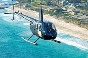 Perth Beaches Helicopter Tour from Hillarys Boat Harbour - Accommodation Mermaid Beach