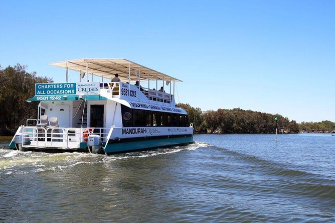 Murray River Lunch Cruise from Mandurah - Accommodation Mermaid Beach