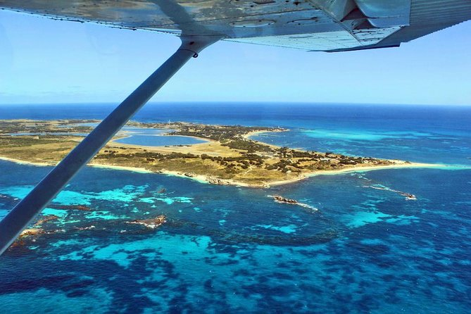 Rottnest Island  Perth City Scenic Flight - Accommodation Mermaid Beach