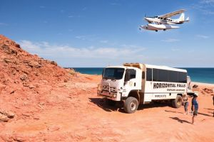 Horizontal Falls Full-Day Tour from Broome 4x4  Seaplane - Accommodation Mermaid Beach