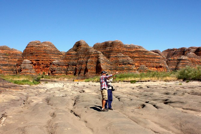 Bungle Bungle Flight Domes  Cathedral Gorge Guided Walk from Kununurra - Accommodation Mermaid Beach