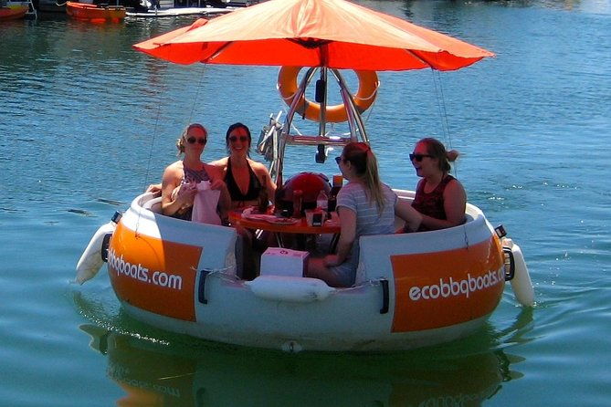 Self-Drive BBQ Boat Hire Mandurah - Group of 3 - 6 people - Accommodation Mermaid Beach