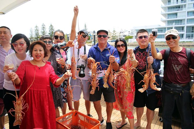 Mandurah Wild Seafood Adventure Cruise - Accommodation Mermaid Beach