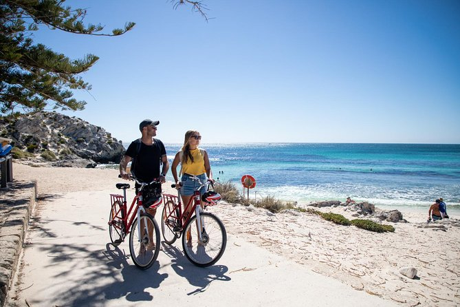 Rottnest Island with Bike Hire from Perth or Fremantle - Accommodation Mermaid Beach