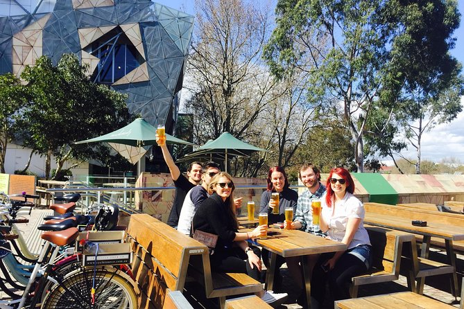 Melbourne Craft Beer Bike Tour - Accommodation Mermaid Beach