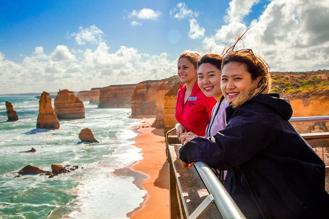 4-Day Melbourne Tour City Sightseeing Great Ocean Road and Phillip Island - Accommodation Mermaid Beach