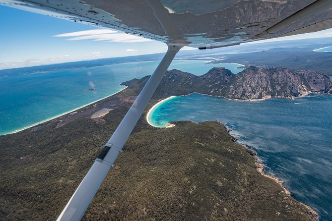 Freycinet Peninsula Or Wineglass Bay Scenic Flight