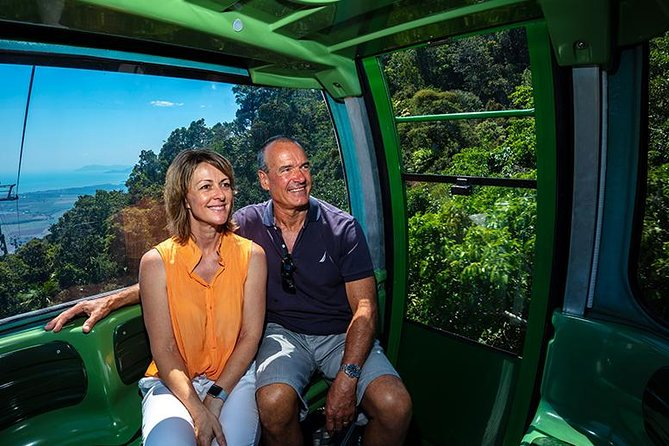 Skyrail Rainforest Cableway Day Trip from Palm Cove - Accommodation Mermaid Beach