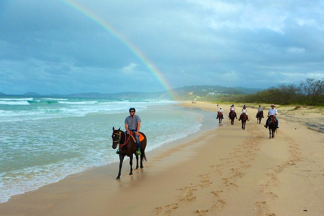 Rainbow Beach Horse Ride - Accommodation Mermaid Beach