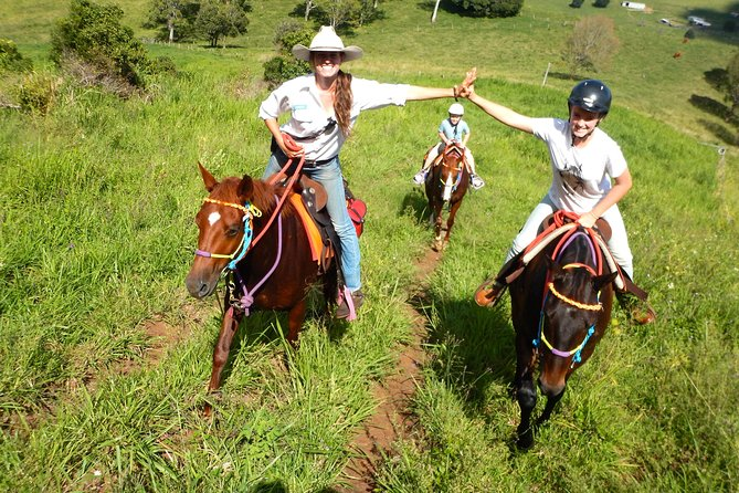 Country Day Ride from Mt Goomboorian with Rainbow Beach Horse Rides - Accommodation Mermaid Beach