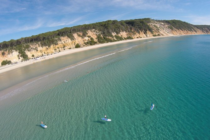 Stand Up Paddle Double Island Lesson - Accommodation Mermaid Beach