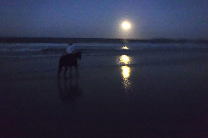 Full Moon Horse Ride at Rainbow Beach - Accommodation Mermaid Beach