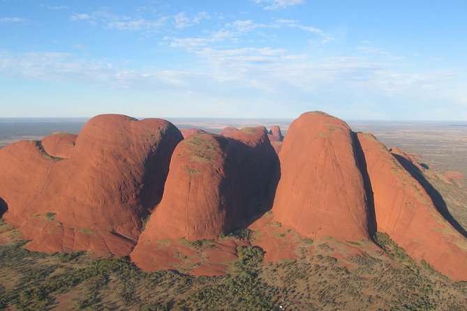Kata Tjuta and Uluru Grand View Helicopter Flight - Accommodation Mermaid Beach