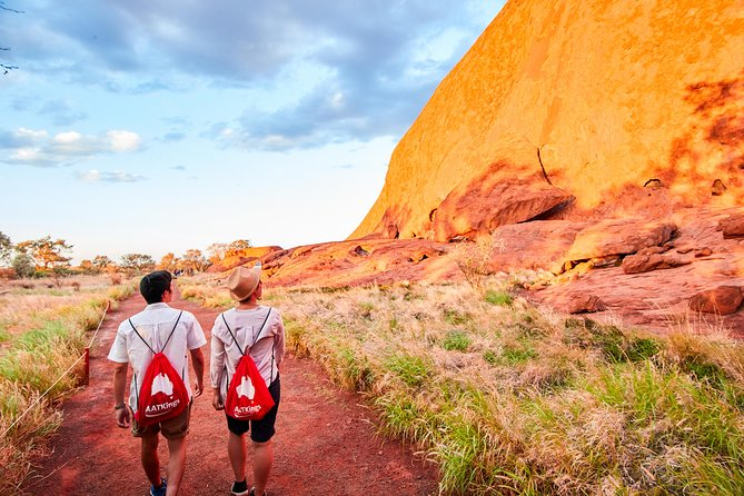 Uluru Sunrise and Guided Base Walk - Accommodation Mermaid Beach