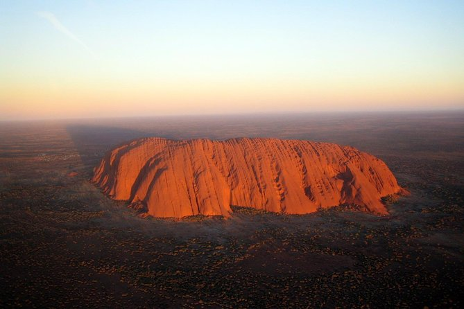 Fixed-Wing Scenic Flight from Uluru Ayers Rock - Accommodation Mermaid Beach