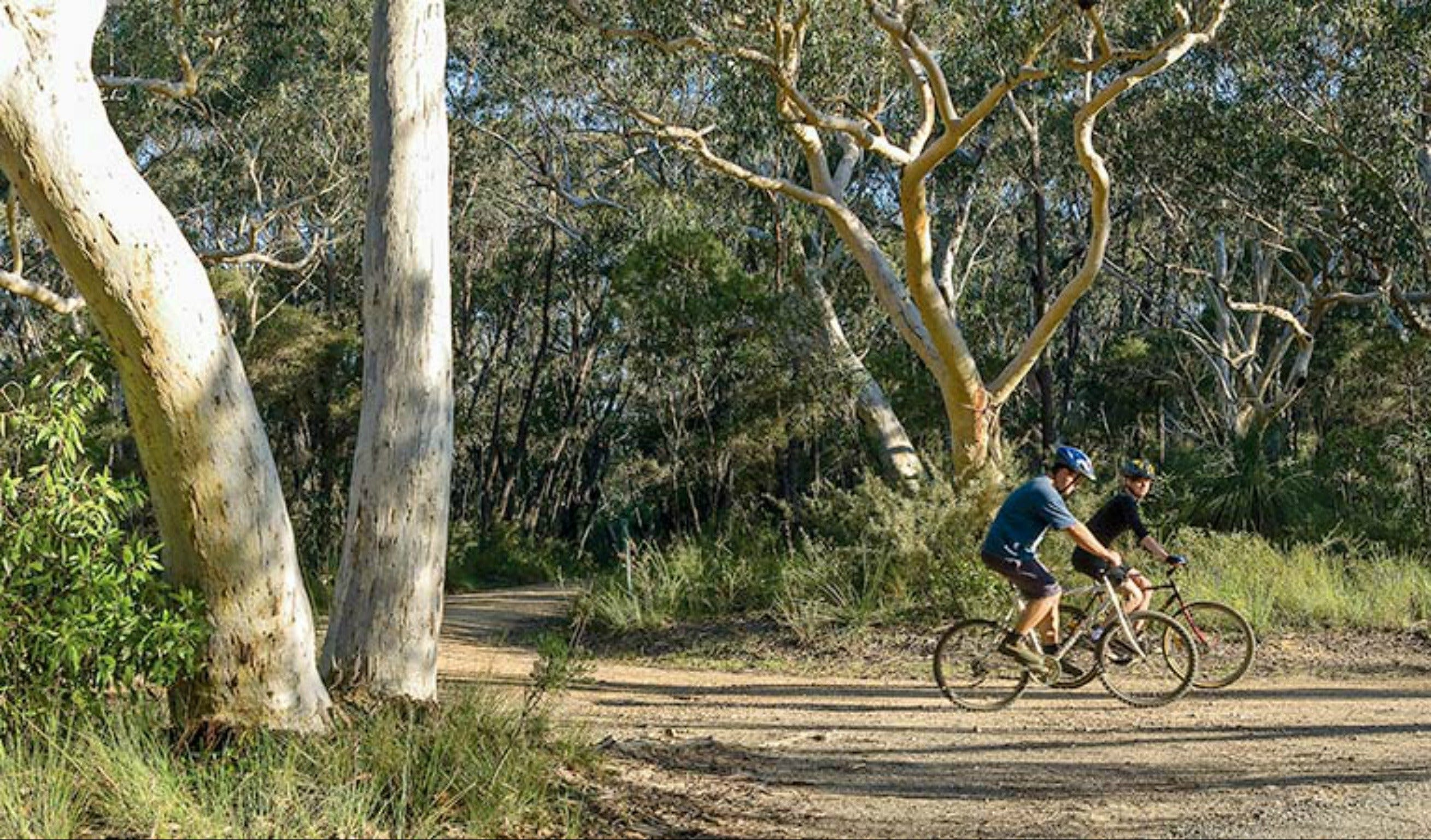 Bundanoon cycling route - Accommodation Mermaid Beach