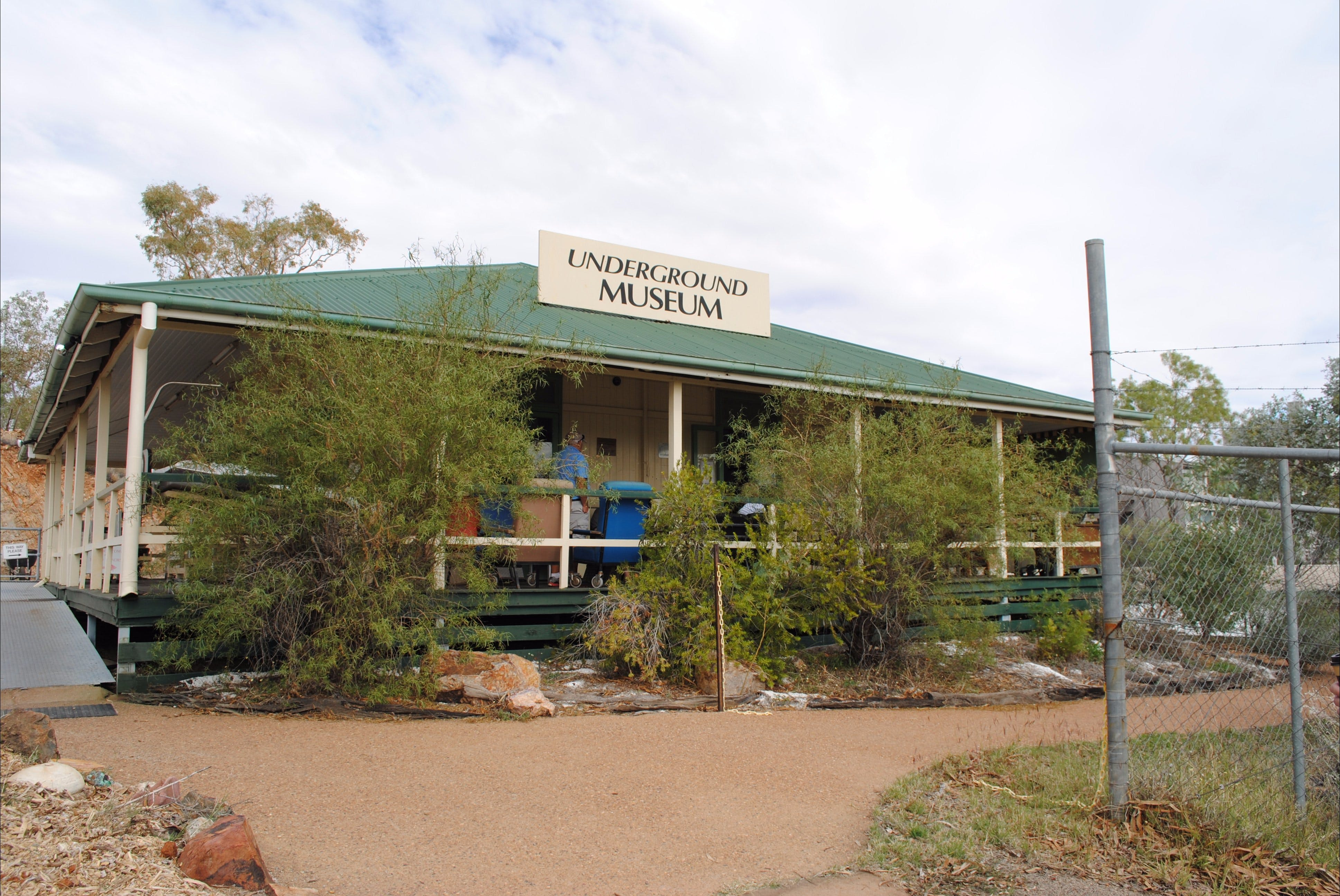 Mount Isa Underground Hospital and Museum - Accommodation Mermaid Beach