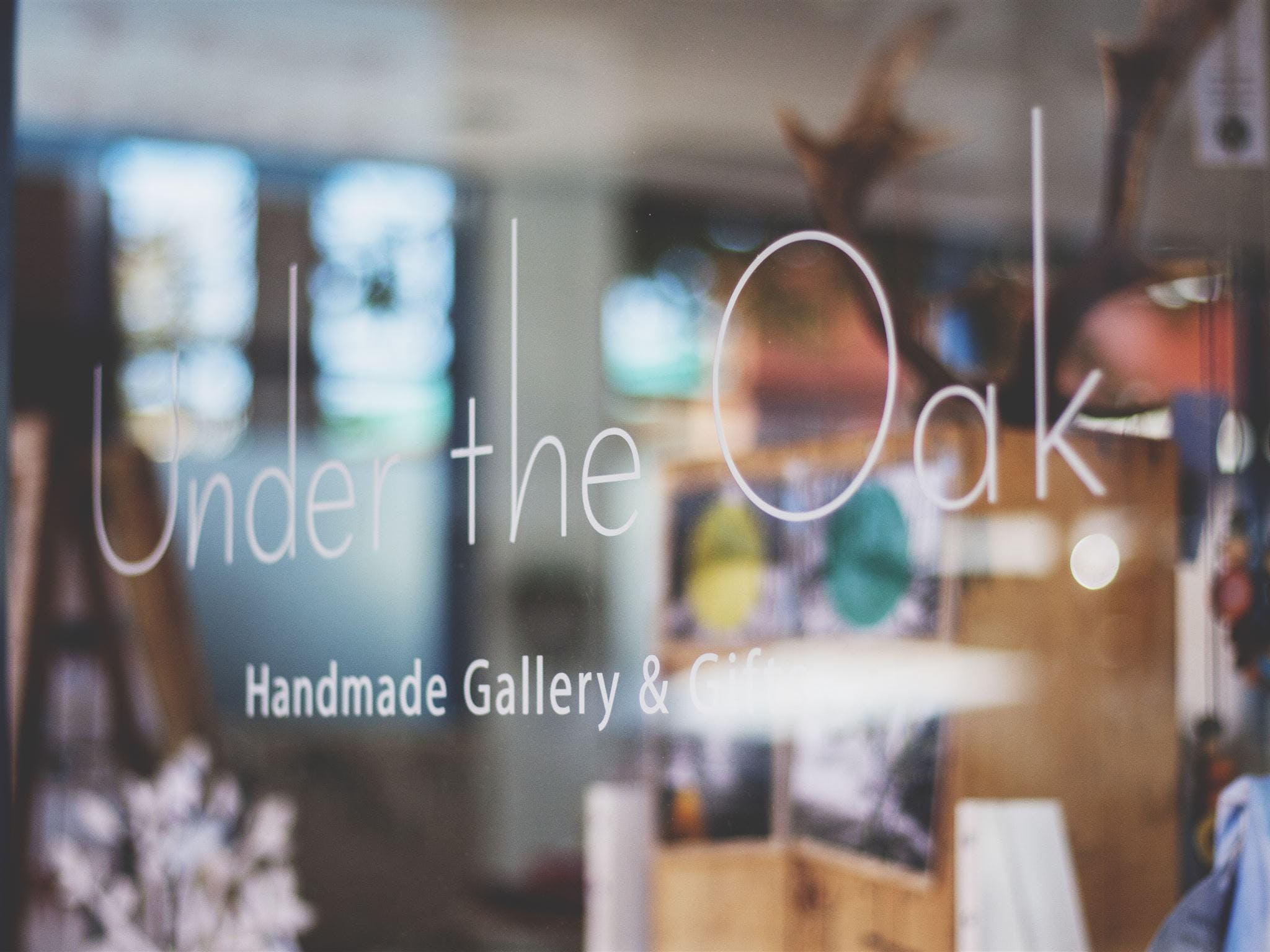 Under The Oak Handmade Gallery and Gifts - Accommodation Mermaid Beach