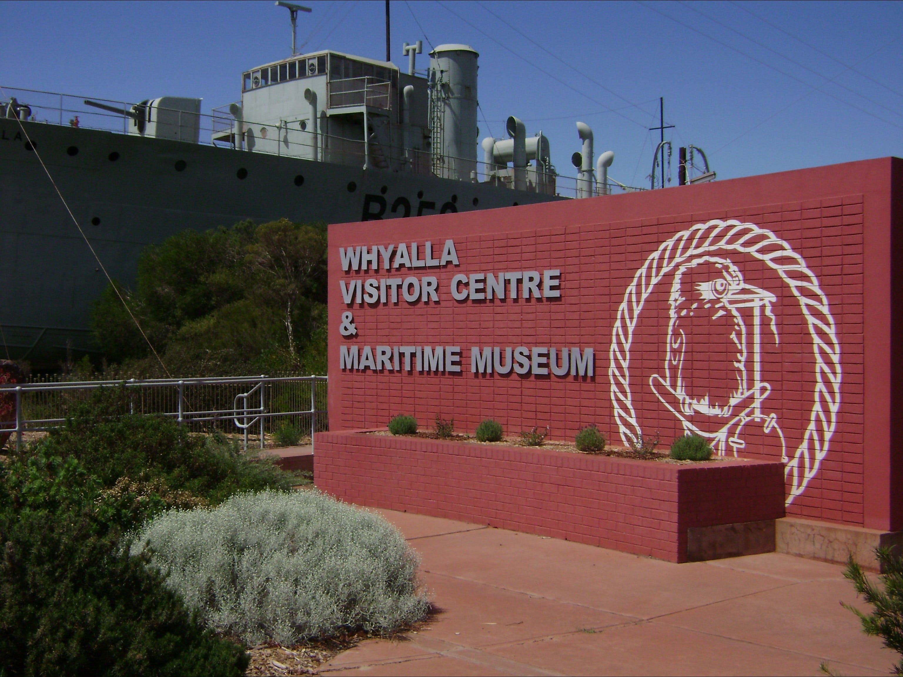Whyalla Maritime Museum - Accommodation Mermaid Beach