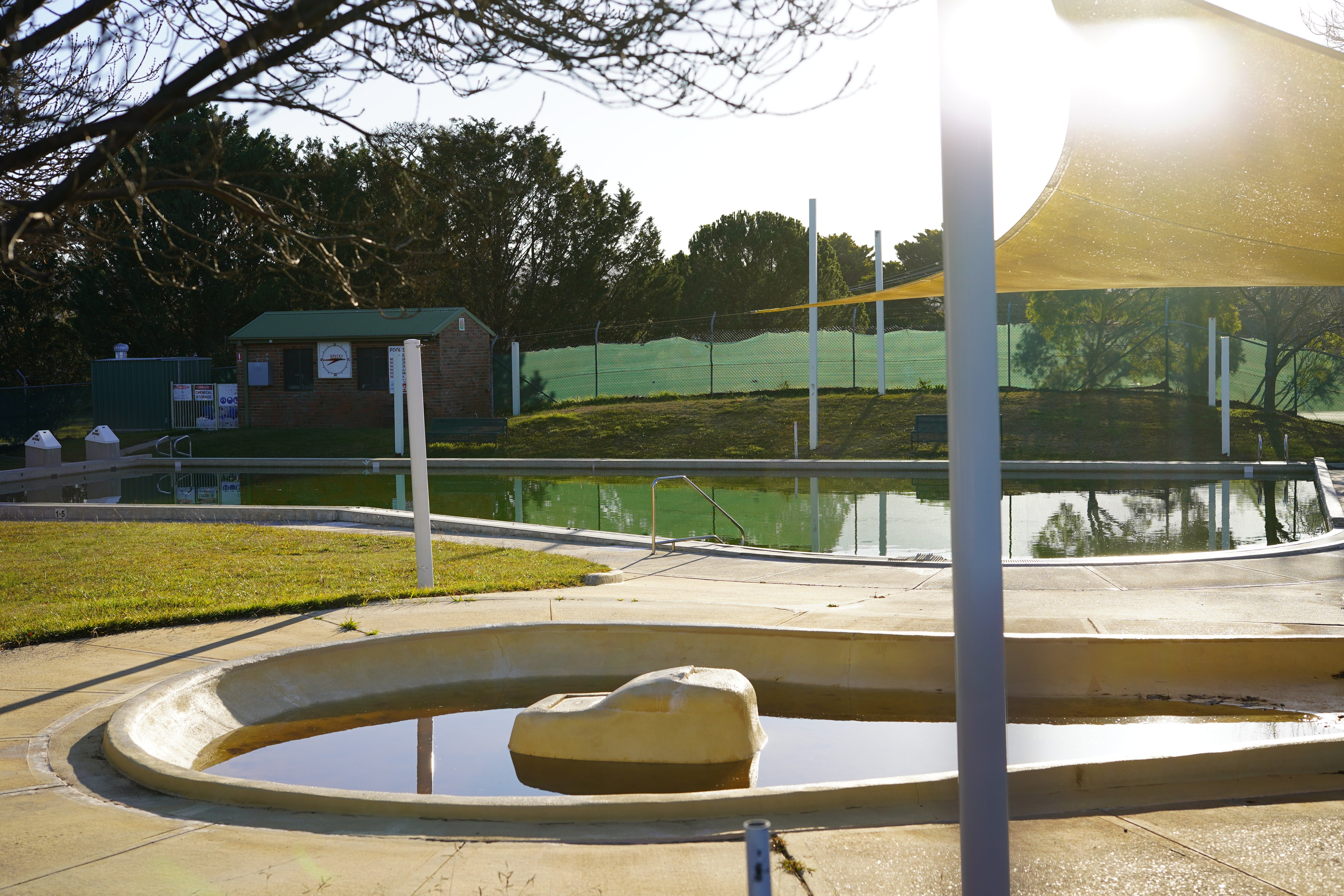 Bungendore Pool - Accommodation Mermaid Beach