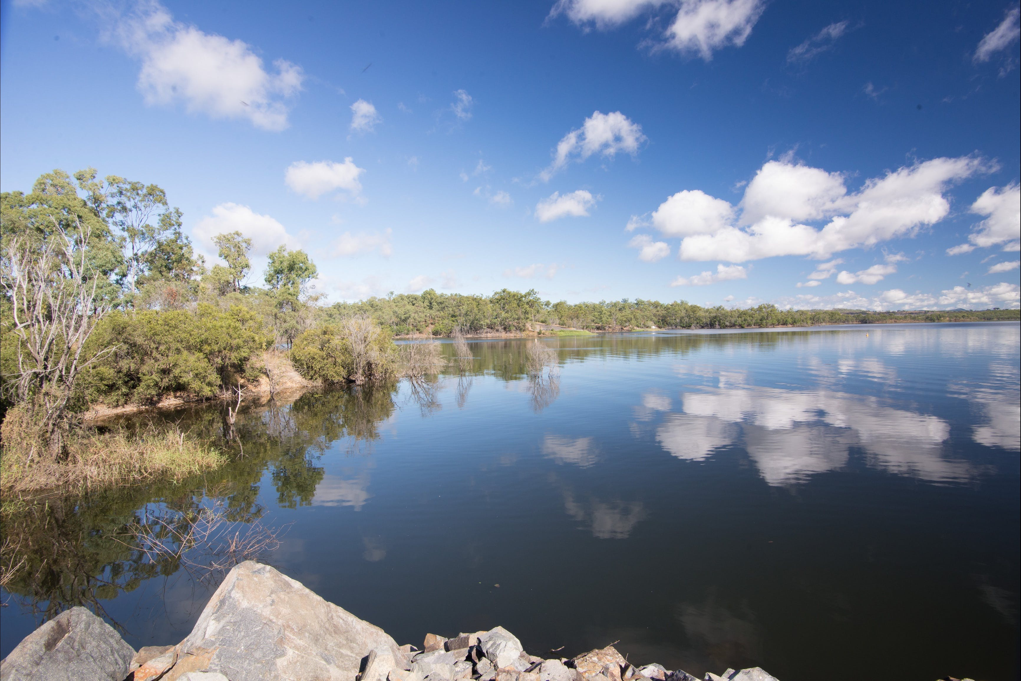Bundaberg North Burnett Region Dams - Accommodation Mermaid Beach