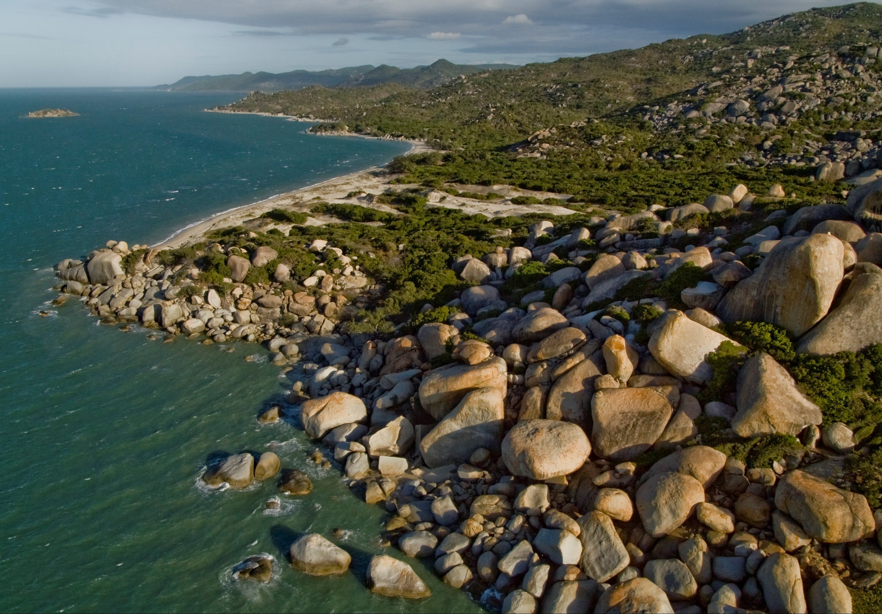 Cape Melville National Park CYPAL - Accommodation Mermaid Beach