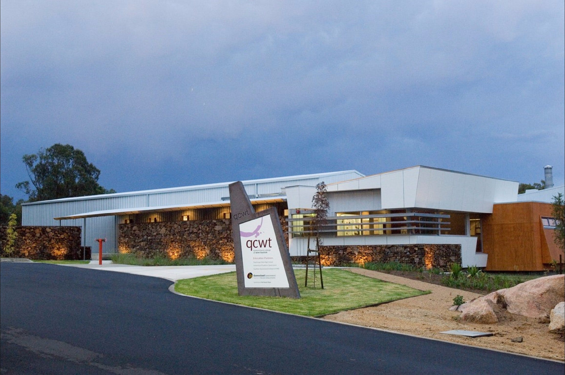 Varias Restaurant and Function Centre at the Queensland College of Wine Tourism - Accommodation Mermaid Beach