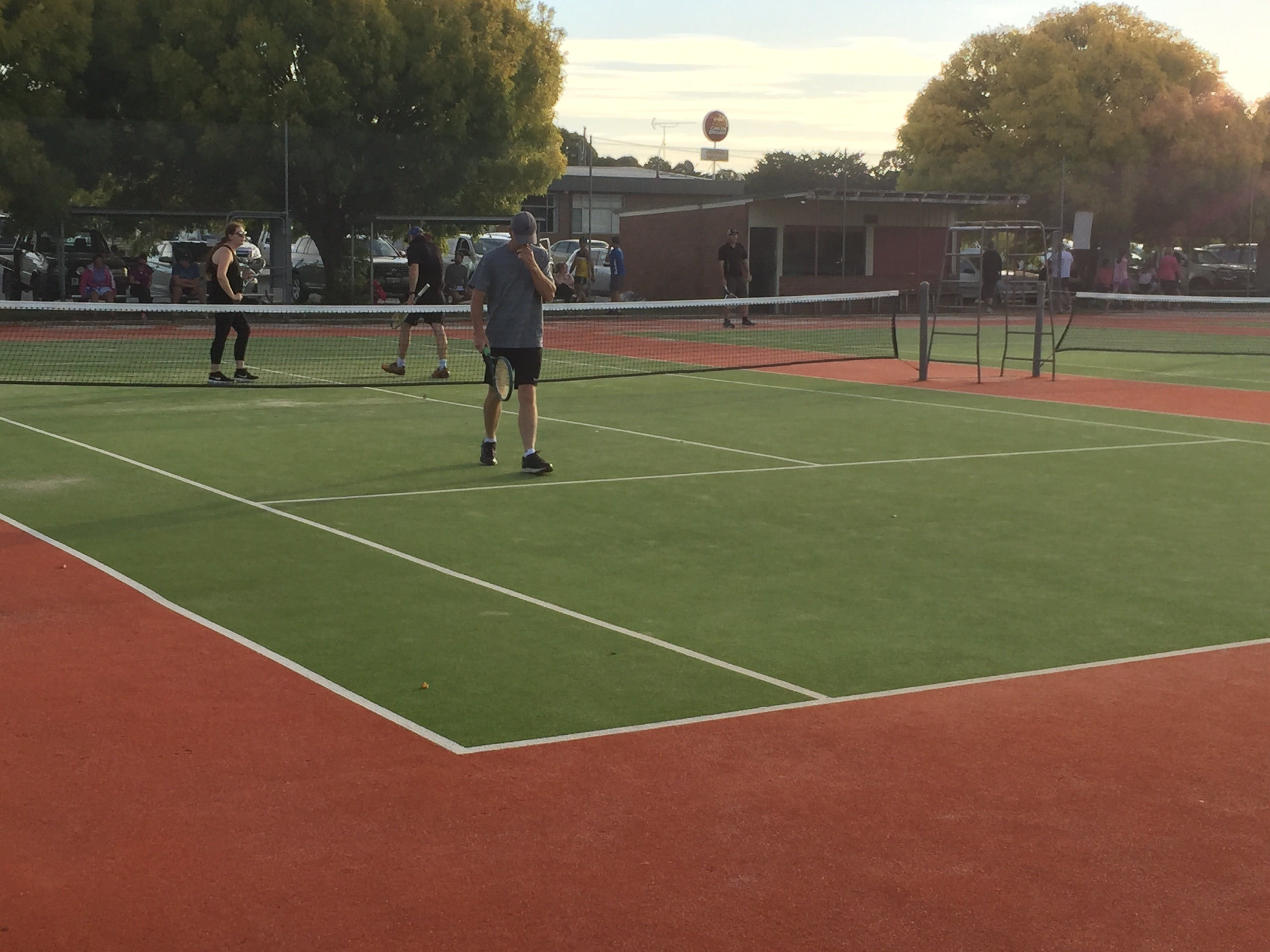 Crookwell Tennis Courts - Accommodation Mermaid Beach